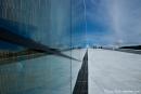 Oper in Oslo - Glas und weißer Marmor