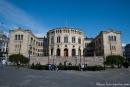 Stortinget - norwegisches Parlamentsgebäude