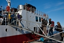 Wir gehen an Bord der Antarctic Dream