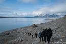 Eine gewaltige Kulisse - Blick über den Krossfjord