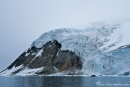 Gletscher im Alkefjellet