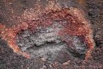 Manchmal dampft dieser kleine Vulkan sogar