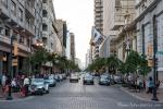 In der Innenstadt von Guayaquil