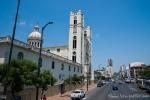 Kirche in der Innenstadt von Guayaquil