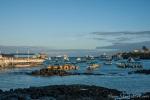 Im Hafen von Santa Cruz - Galapagos-Insel
