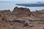 Vulkankegel auf der Insel Bartolome