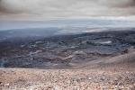 Lavafelder bis zur Küste