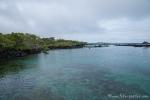 """Die Bucht """"Concha de Perla"""" mit ihrem glasklaren Wasser lädt zum Schnorcheln ein"""