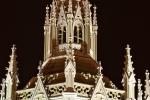Rückansicht der Kathedrale