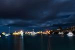 Im Hafen von Santa Cruz