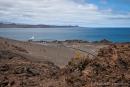 Blick über die Insel Bartolome