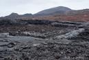 Ziemlich schuhtötend diese Lavafelder
