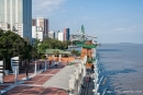 "Promenade ""Malecon 2000"" in Guayaquil"