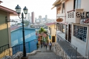 """Hier oben wird jede Menge geboten - Cerro Santa Ana"""" in Guayaquil"""