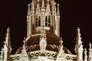 "Rückansicht der Kathedrale ""La Merced"""