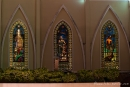 Kirchenfenster der Kathedrale