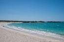 Traumstrand Las Bachas auf der Insel Santa Cruz
