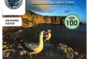 Ticket für die Nationalparkgebühr - sozusagen der Eintritt für den Galapagos-Archipel