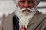 Sikh beim Gebet