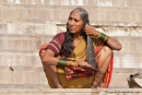 Nach dem Bad im Ganges