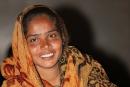 Junge Sikh-Frau