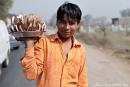 Kokosnussverkäufer