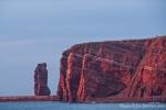 """Die """"Lange Anna"""" im Abendlicht - Insel Helgoland"""