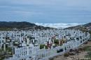 Friedhof mit gigantischer Aussicht