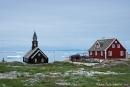 Blick auf die Diskobucht - Ilulissat