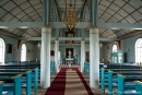 Im Inneren der alten Zionskirche - Ilulissat