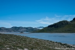 Landschaft um Kangerlussuaq - im Hintergrund liegt der Russel-Gletscher
