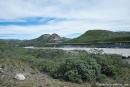 Landschaft um Kangerlussuaq