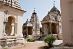Tempel der Ostanlage - Khajuraho