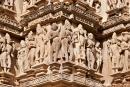 Tempelfiguren - Khajuraho