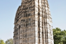 Eines der Shikhara-Türmchen des Lakshmana-Tempels, Khajuraho