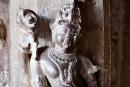 Selbst Details wurden in Stein gemeißelt - Khajuraho