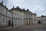 Schloss Amalienborg; Palais Moltke - Kopenhagen