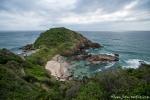 Die Küste von Port Macquarie