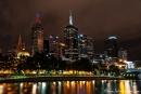 Eine tolle Kulisse - Melbourne