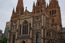 St. Pauls Cathedral - Melbourne