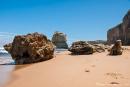 Strand an den Gibson Steps im Port Campbell National Park