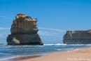 """Strandabschnitt der """"Gibson Steps"""" im Port Campbell National Park"""