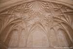 Deckenmuster in Akbars Mausoleum