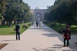 Im Nizamuddin Komplex - Delhi