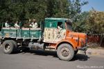Nichts für den deutschen TÜV - Indischer LKW