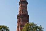 Qutb Minar - 72 Meter hohe Siegessäule