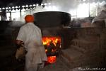 Einheizer - Goldener Tempel, Amritsar