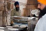 Brotbackautomat - Goldener Tempel, Amritsar