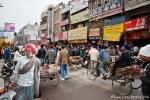 In der Altstadt von Amritsar