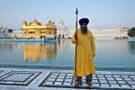 Tempelwächter - Goldener Tempel, Amritsar